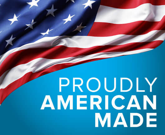 Proudly American Made
